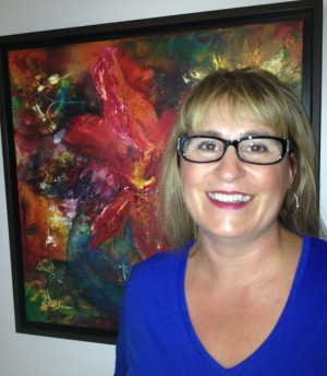 About Nadine Johnson Alberta Artist