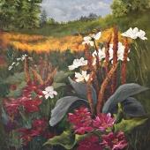 Nadine Johnson - Special Places, 36x48, acrylic