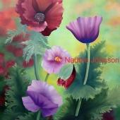 Nadine Johnson - Cinco Flores