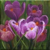 Nadine Johnson - Signs Of Spring 1