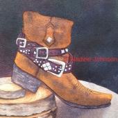 Nadine Johnson - Lone Boot