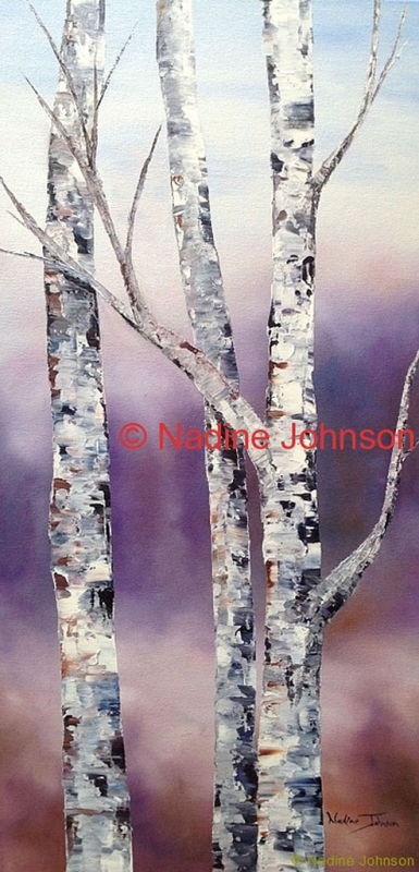 Nadine Johnson - Winter