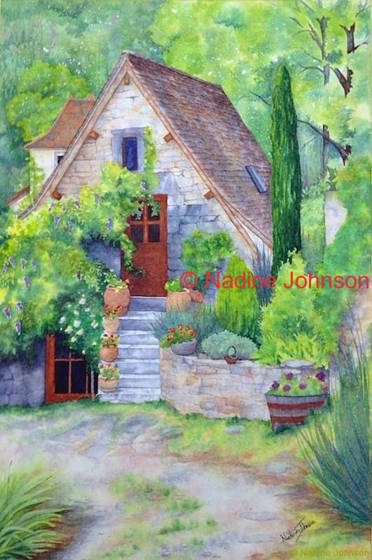 Nadine Johnson - #216 Stone House